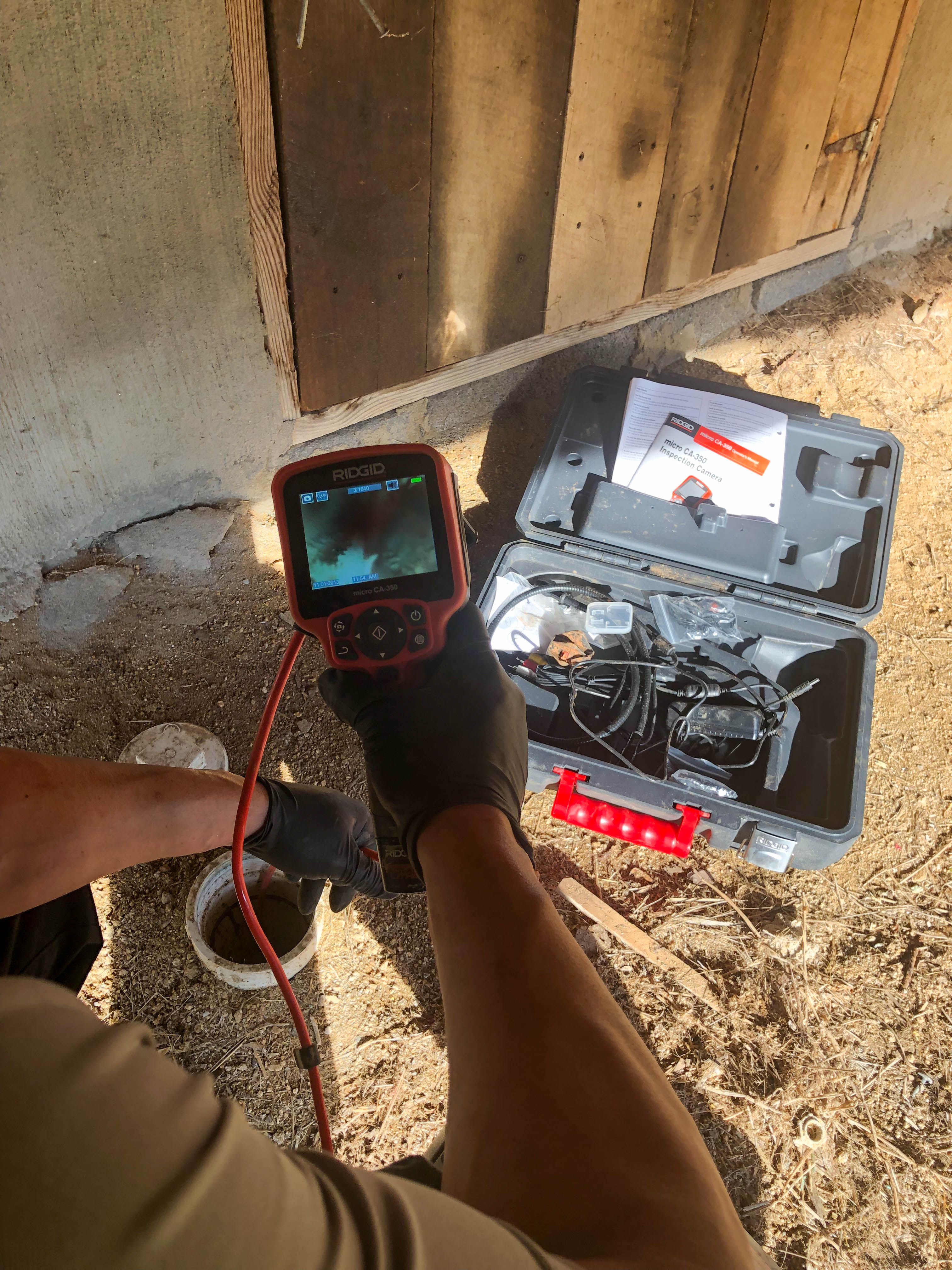 Camera Inspection | Quality Service Today
